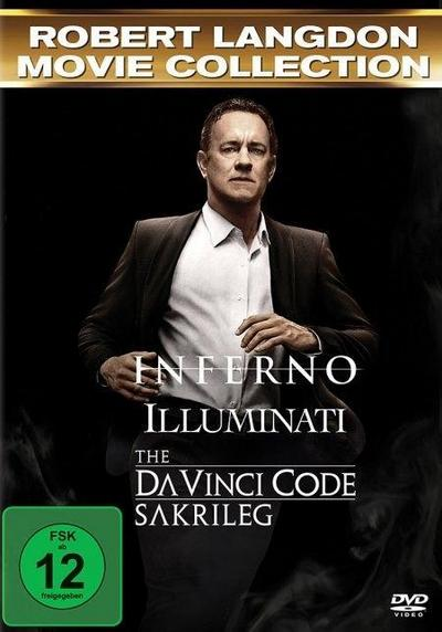 The Da Vinci Code - Sakrileg & Illuminati & Inferno