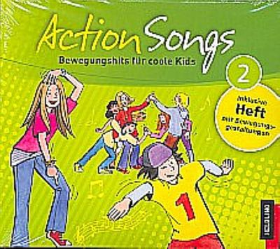 Action Songs. Audio-CD 2