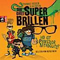 Die drei Superbrillen - Wo ist Professor Nitroglitz?; Krüger T.,Die drei Superbrillen 01 DL; Die drei Superbrillen-Reihe; Deutsch