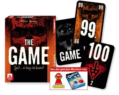 "Kartenspiel ""The Game"""