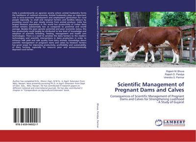 Scientific Management of Pregnant Dams and Calves