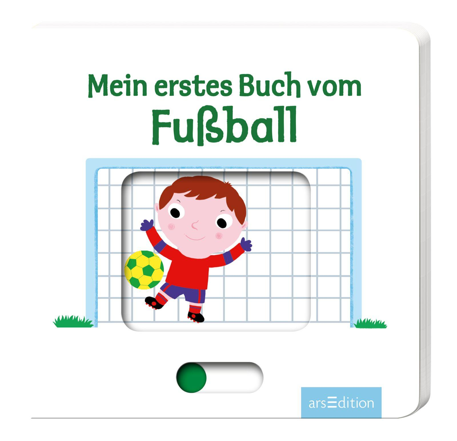 Mein erstes Buch vom Fußball Nathalie Choux