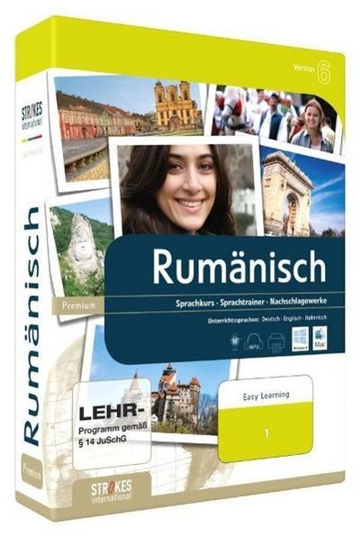 Strokes Easy Learning Rumänisch 1