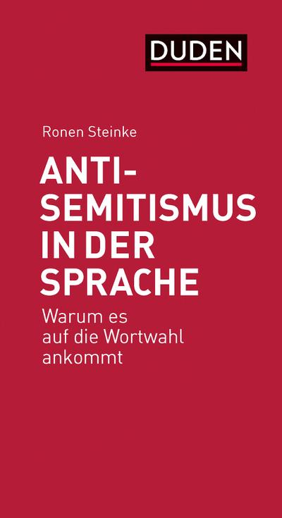Antisemitismus in der Sprache