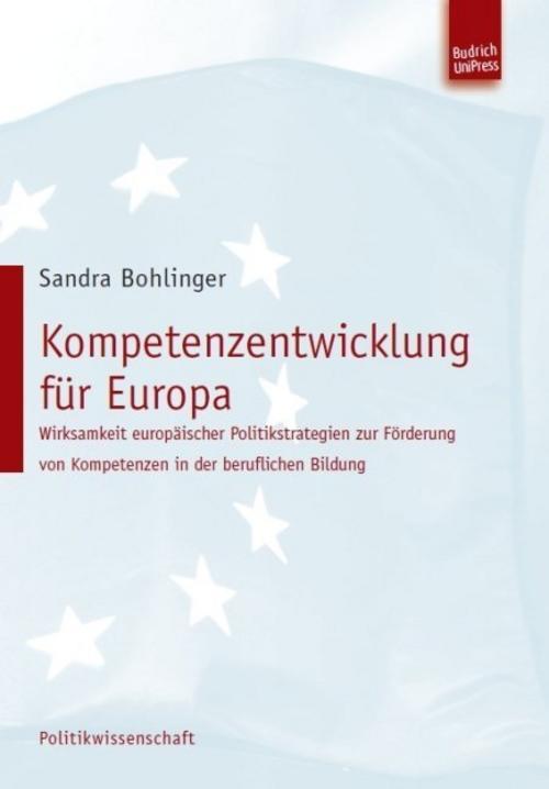 Kompetenzentwicklung für Europa Sandra Bohlinger