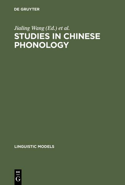 Studies in Chinese Phonology