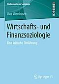 Wirtschafts- und Finanzsoziologie