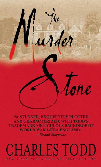 The Murder Stone: A Novel of Suspense