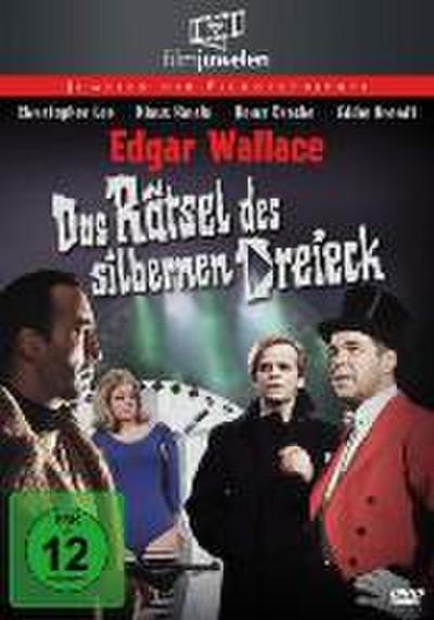 Edgar Wallace: Das Rätsel des silbernen Dreiecks. DVD