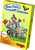 TING Ratz Fatz Buchstaben (Kinderspiel)
