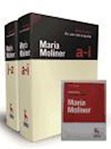 Diccionario uso del español y DVD Maria Moliner