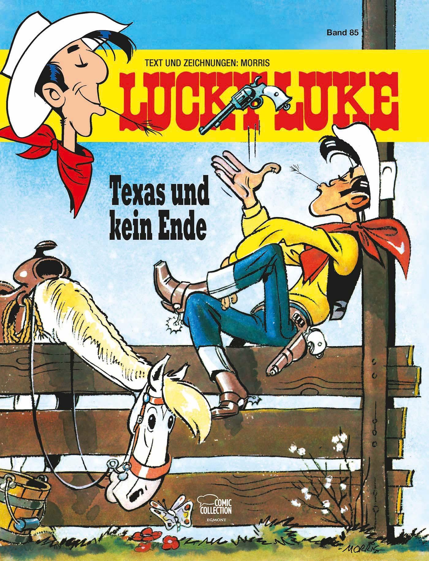 Lucky Luke 85, Morris
