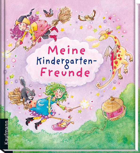 NEU Meine Kindergarten-Freunde: Hexen Friederike Großekettler 628824