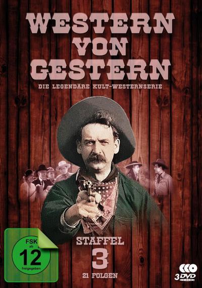 Western von Gestern - Box 3 (21 Folgen) (Fernsehjuwelen)