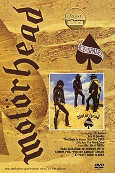 Ace Of Spades-Classic Albums (Dvd)