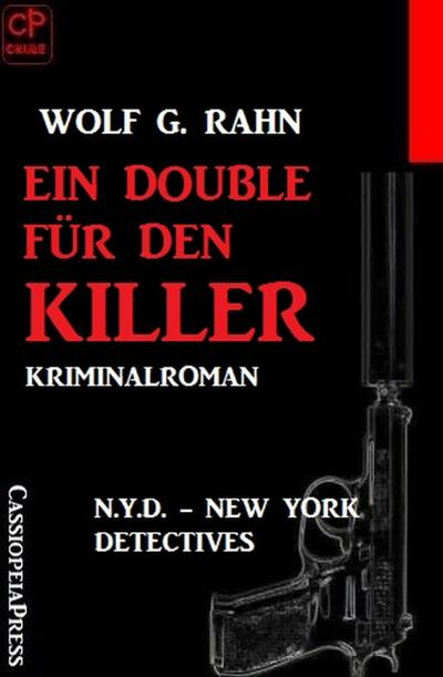 Ein Double für den Killer: N.Y.D. - New York Detectives