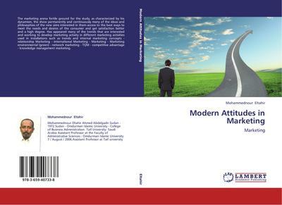 Modern Attitudes in Marketing