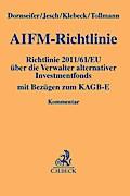 AIFM-Richtlinie
