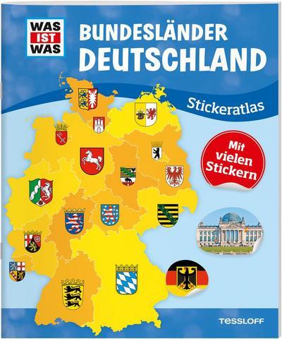 WAS IST WAS Bundesländer Deutschland