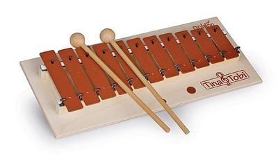 Tina und Tobi : Glockenspiel
