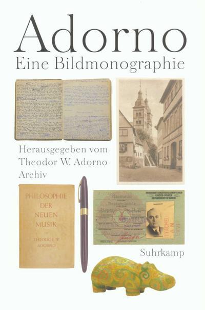 Adorno: Eine Bildmonographie