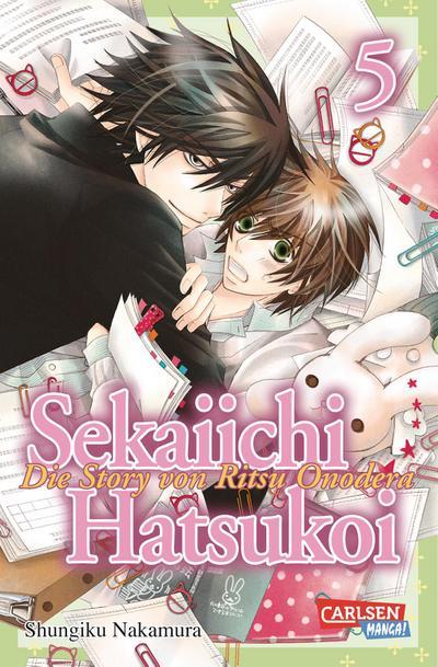 Sekaiichi Hatsukoi 05