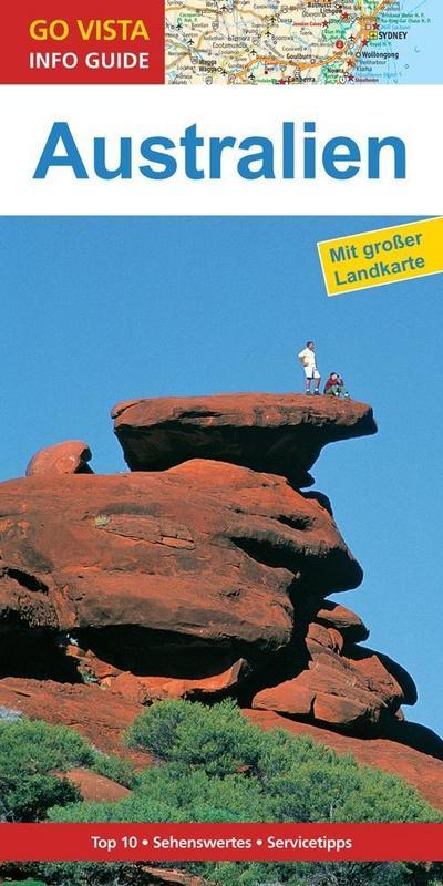 GO VISTA: Reiseführer Australien: Mit Faltkarte (Go Vista Info Guide)