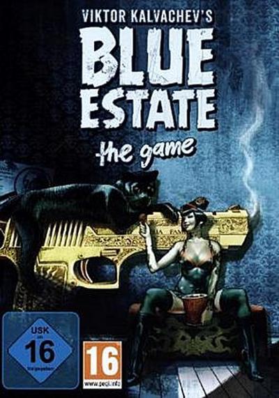 Viktor Kalvachev's Blue Estate, 1 DVD-ROM