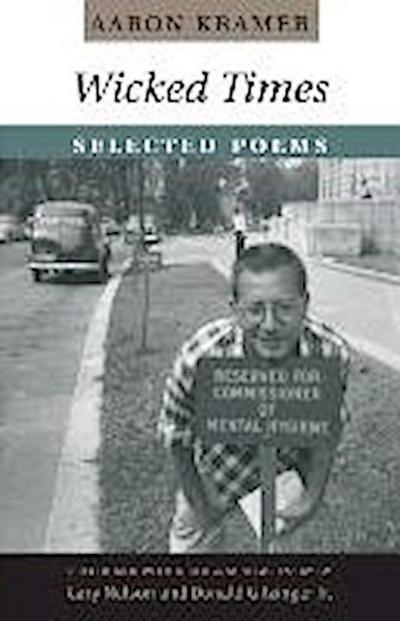 Wicked Times: Selected Poems