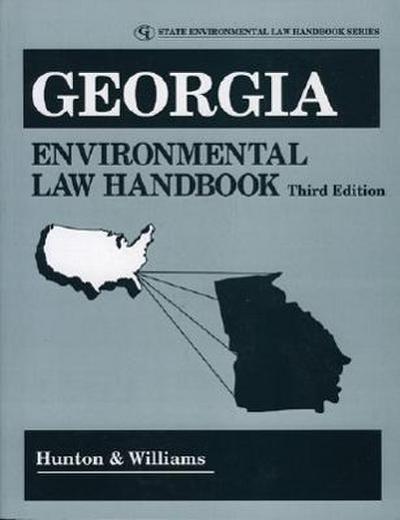 Georgia Environmental Law Handbook