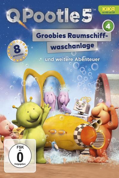 Q Pootle 5 - Raumschiff-Schluckauf, 1 DVD