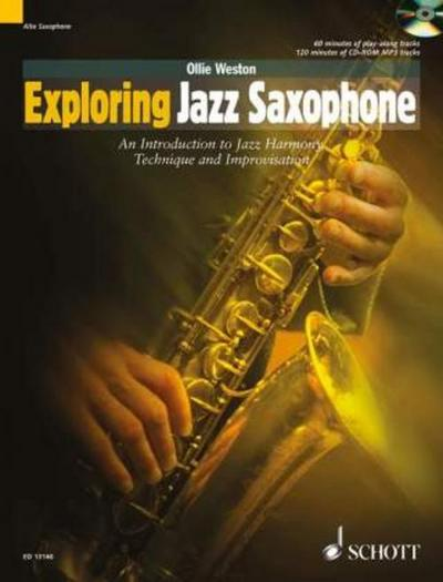 Exploring Jazz Saxophone (+CD) (en)