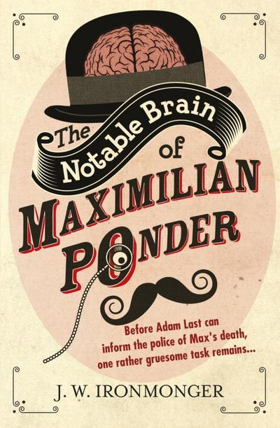 Notable Brain of Maximilian Ponder