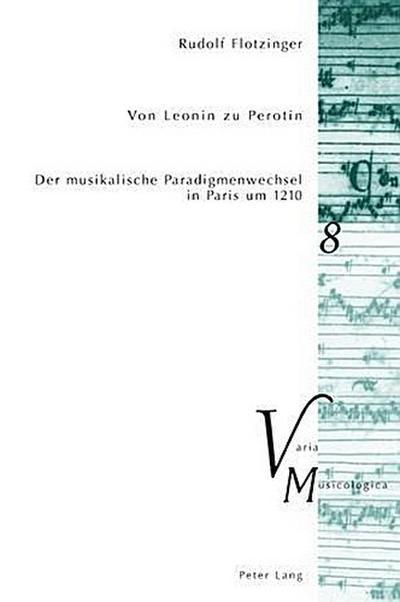 Von Leonin zu Perotin