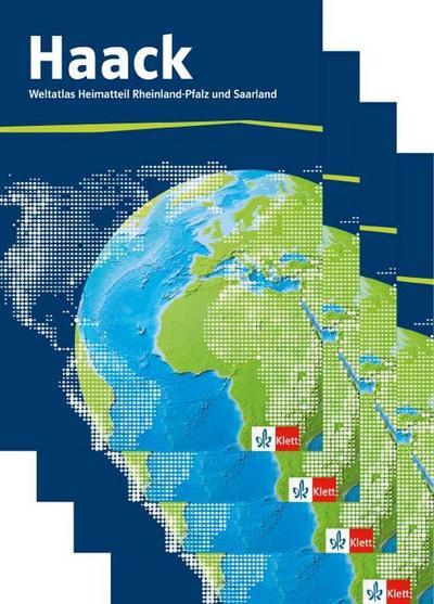 Der Haack Weltatlas - Ausgabe Rheinland-Pfalz und Saarland