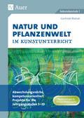 Natur und Pflanzenwelt im Kunstunterricht