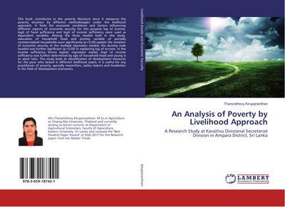 An Analysis of Poverty by Livelihood Approach