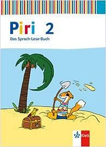 Piri - Das Sprach-Lese-Buch - Neukonzeption / Schülerbuch 2. Schuljahr