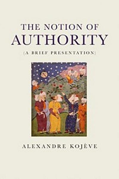 Notion of Authority