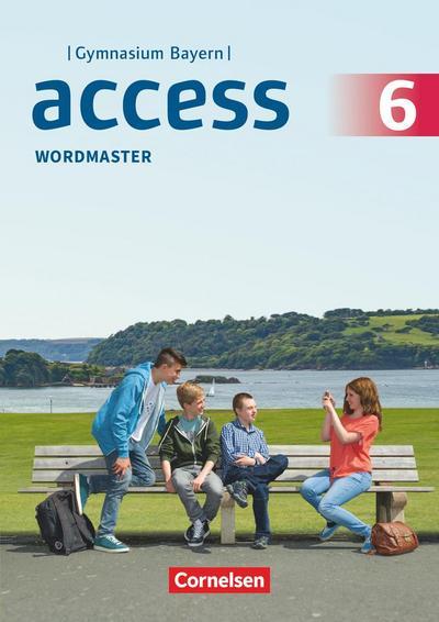 Access - Bayern 6. Jahrgangsstufe - Wordmaster mit Lösungen