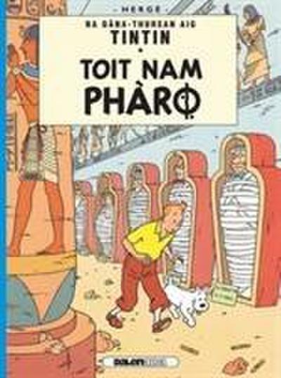 Tintin: Toit Nam Pharo (Gaelic)