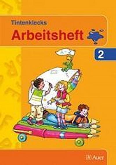 Tintenklecks - Das Deutschbuch. Neubearbeitung / Arbeitsheft 1/2