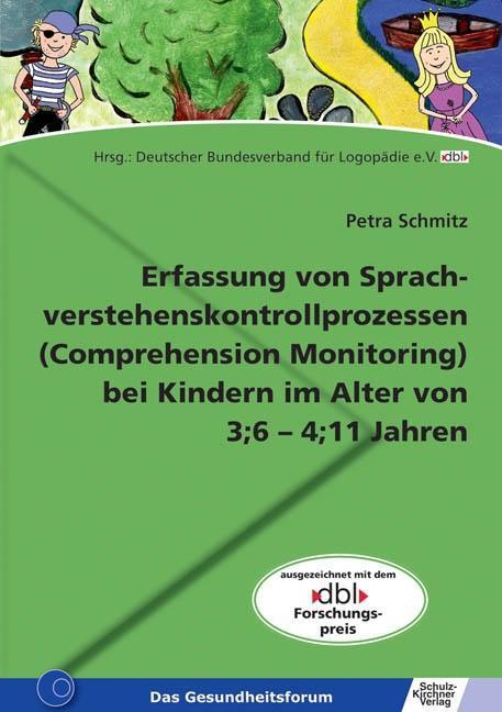 Erfassung von Sprachverstehenskontrollprozessen (Comprehension Monitoring)  ...
