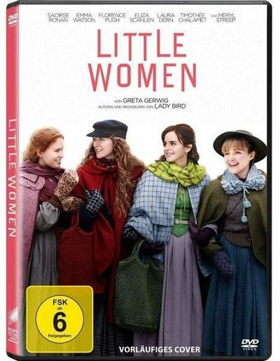 Little Women, 1 DVD