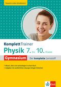 KomplettTrainer Gymnasium Physik 7.-10. Klasse