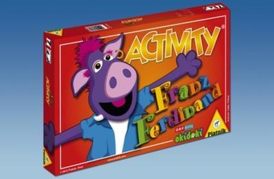 Activity (Spiel), Franz Ferdinand