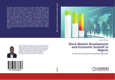 Stock Market Development and Economic Growth in Nigeria