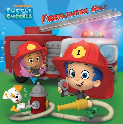 Firefighter Gil!
