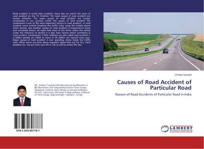 Causes of Road Accident of Particular Road