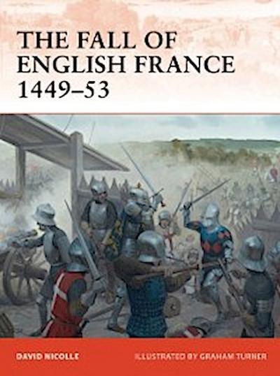 Fall of English France 1449 53